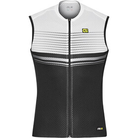 Alé Cycling Graphics PRR Slide Camiseta sin mangas Hombre, black-white